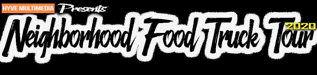 Neighborhood Food Truck Tours